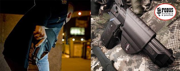 Fobus fegyvertokok széles választéka!