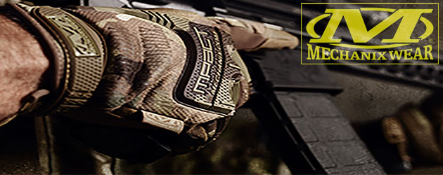 A fegyveres és rendészeti szervek tagjainak 10% kedvezmény a Mechanix Wear kesztyűkből!!!
