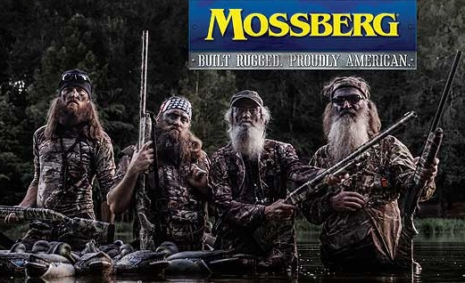 Mossberg golyós és sörétes fegyverek forgalmazása!!!
