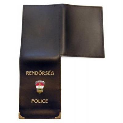 Rendőrség nagy igazolványtok