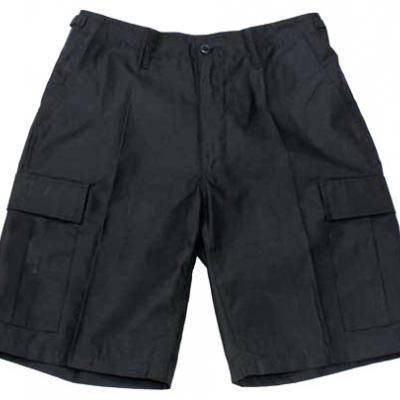 BDU short (fekete)
