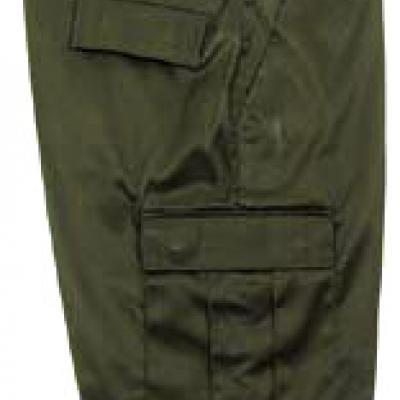 BDU short (zöld)