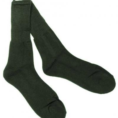 Katonai zokni (zöld)