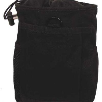 Tárdobó zseb (fekete)