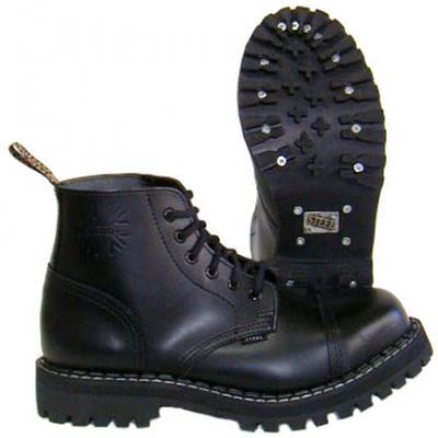 Steel acélbetétes cipő (6 soros)