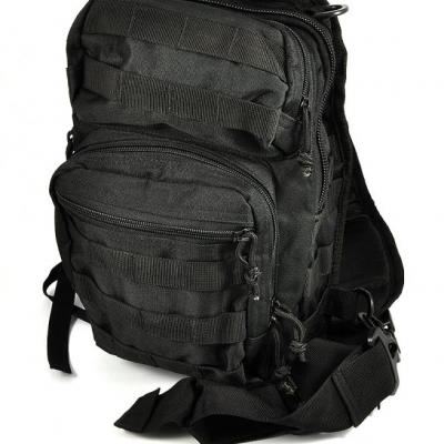 Gurkha táska II. (fekete)