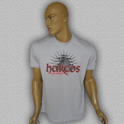 HARCOS-TURUL póló (szürke)