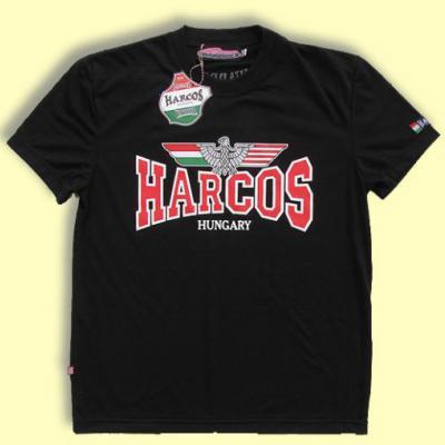 MAGYAR HARCOS póló (fekete)