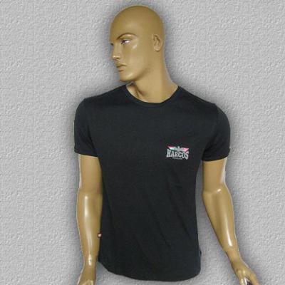 MAGYAR HARCOS hímzett póló (fekete)