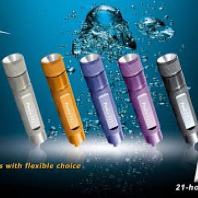 Fenix E01 mini lámpa
