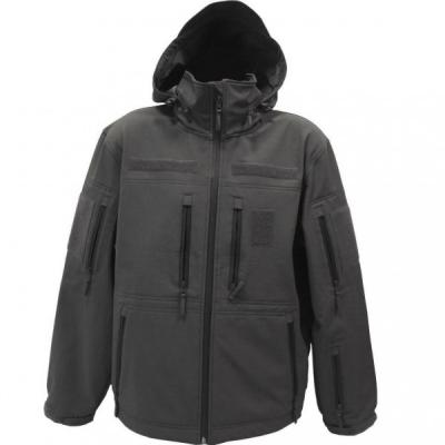 Gurkha softshell dzseki (fekete)