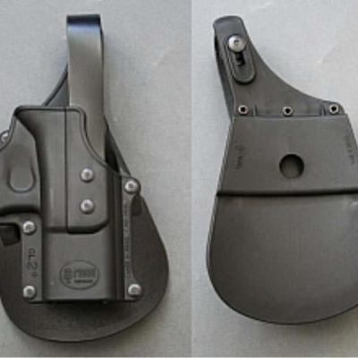 Fobus GL-2 TB / Glock 19/17