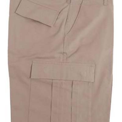 BDU Rip-stop short (beige)