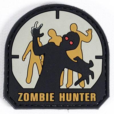 Zombie Hunter Patch IV.
