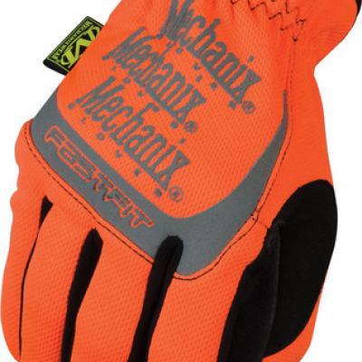 Mechanix Safety Fastfit kesztyű (narancs)