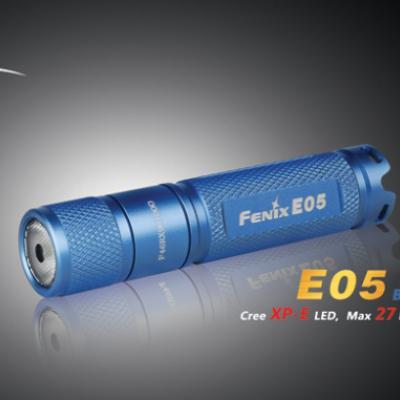 Fenix E05 lámpa (kék)