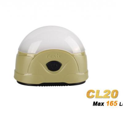 Fenix CL20 lámpa (zöld)