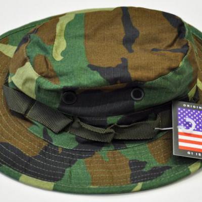 US trópusi kalap (woodland)