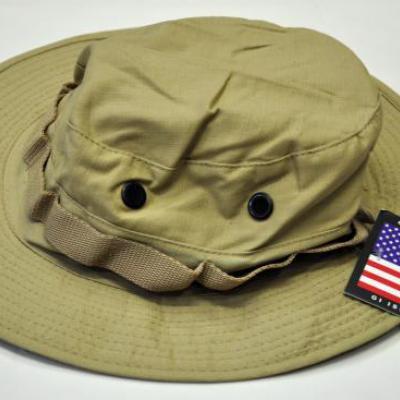 US trópusi kalap (beige)