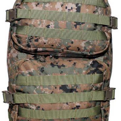 Assault II. hátizsák  digi woodland színben