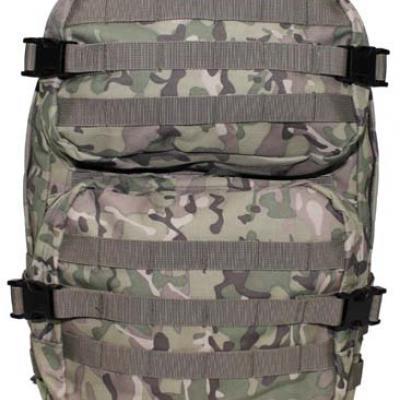 Assault II. hátizsák multicam színben