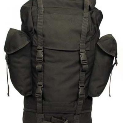 BW típusú hátizsák zöld