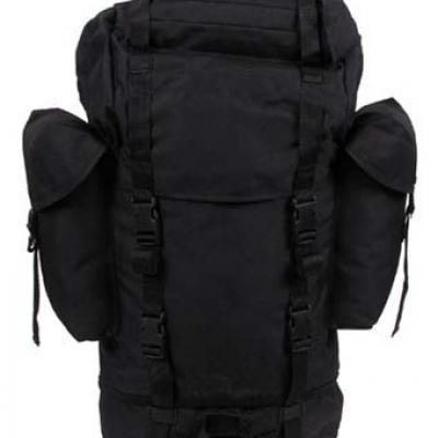 BW típusú hátizsák fekete