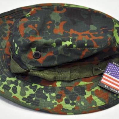 US trópusi kalap (BW terep)