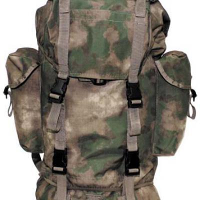 BW típusú hátizsák HD camo