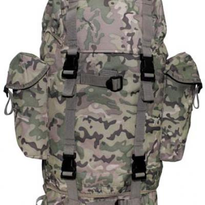 BW típusú hátizsák  multicam