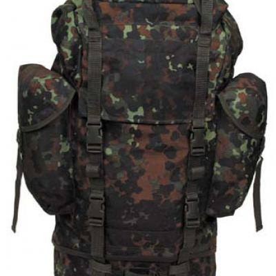 BW típusú hátizsák  punkttarn