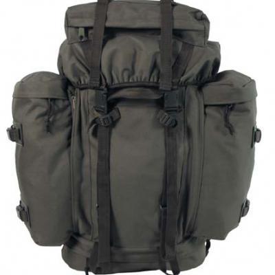 100 literes hátizsák zöld