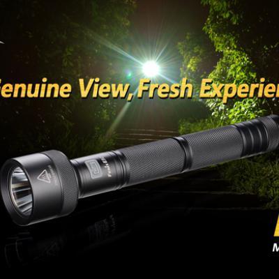 Fenix E50 lámpa