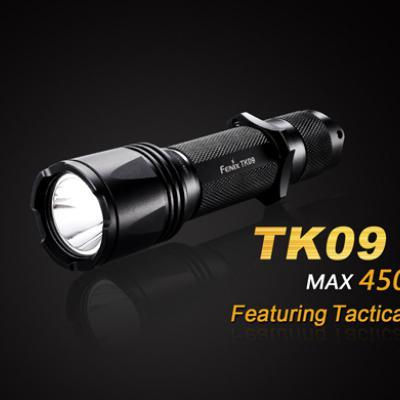 Fenix TK09 lámpa